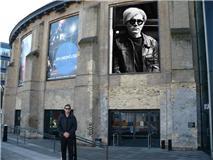 Paul & Andy Warhol