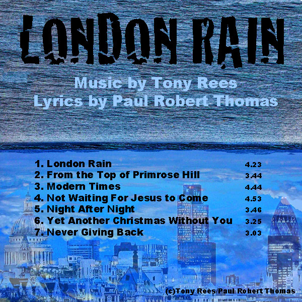 London rain cover