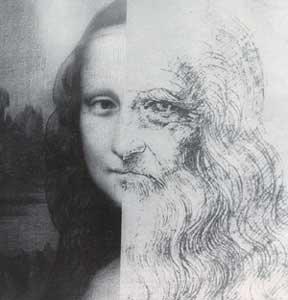 Leo & Mona Lisa