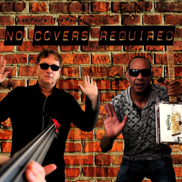 No Covers Required Album Cover